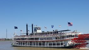 Barca di fiume immagine stock libera da diritti