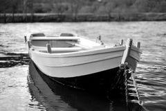Barca di fiume Immagine Stock