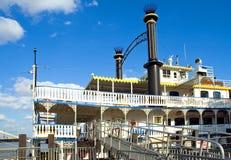 Barca di fiume di New Orleans immagini stock