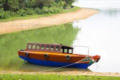 Barca di giro Immagini Stock