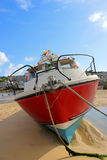 Barca di Keeling Immagini Stock Libere da Diritti