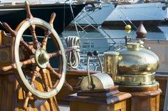 Barca di legno Immagini Stock