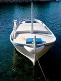 Barca di legno fotografia stock libera da diritti