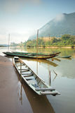 Barca di Longtail Fotografia Stock Libera da Diritti