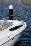 Barca di lusso Fotografia Stock