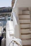 Barca di lusso Malta Fotografie Stock