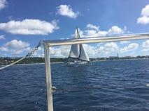 barca di mare Fotografia Stock
