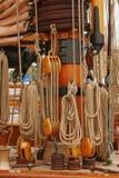 Barca di navigazione Fotografia Stock Libera da Diritti