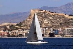 Barca di navigazione Immagine Stock Libera da Diritti