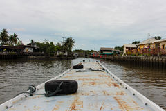 Barca di navigazione immagini stock