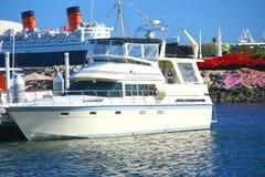 Barca di parcheggio Immagini Stock