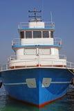 Barca di passeggeri piacevole immagine stock