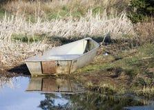Barca di riga fotografie stock libere da diritti