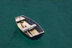 Barca di spostamento Fotografie Stock