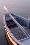 Barca di tramonto Immagine Stock Libera da Diritti