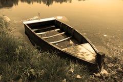 Barca di Velho Barco_Old Fotografie Stock Libere da Diritti