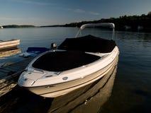 Barca di velocità Fotografie Stock Libere da Diritti