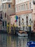 Barca di Venezia fotografie stock