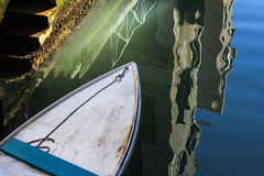 Barca di Venezia Immagine Stock Libera da Diritti