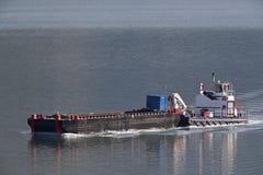 Barca do rio Imagens de Stock
