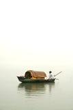 Barca domestica Fotografia Stock