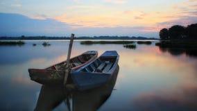 Barca due Fotografia Stock Libera da Diritti