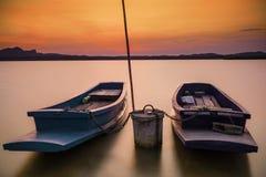 Barca due Immagini Stock Libere da Diritti