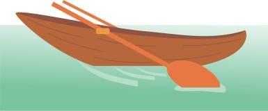 Barca facile Fotografia Stock