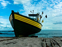 Barca II Fotografia Stock Libera da Diritti