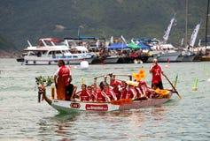 Barca internazionale del drago di Stanley di vita di The Sun   Fotografie Stock