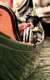Barca italiana Fotografia Stock