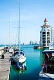 Barca a Penang Fotografia Stock