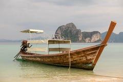 Barca per il turista Fotografia Stock