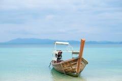 Barca per il turista Immagine Stock