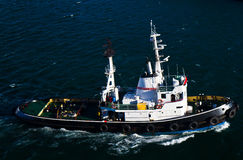 Barca pilota Fotografia Stock Libera da Diritti