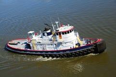 Barca pilota immagine stock