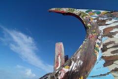 Barca portoghese tradizionale Fotografia Stock