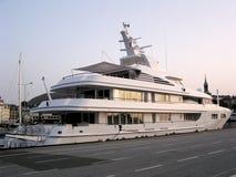 Barca privata immagini stock