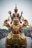Barca real de Tailândia Fotografia de Stock