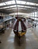 Barca real foto de stock