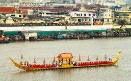Barca real Suphannahongse. Fotos de Stock