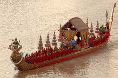 A barca real tailandesa Imagens de Stock Royalty Free