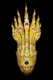 Barca real tailandesa sobre 200 anos de Anantanakarat Fotos de Stock Royalty Free