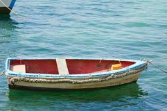 Barca su acqua Immagine Stock Libera da Diritti