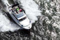 Barca sudicia Fotografia Stock Libera da Diritti