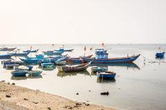 Barca sull'isola del figlio della LY Immagini Stock Libere da Diritti