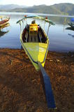 Barca tailandese di velocità Immagine Stock