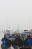 Barca tradizionale Fotografia Stock Libera da Diritti