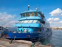 Barca turistica Immagini Stock Libere da Diritti