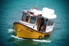Barca turistica, Santa Barbara - California Fotografia Stock Libera da Diritti
